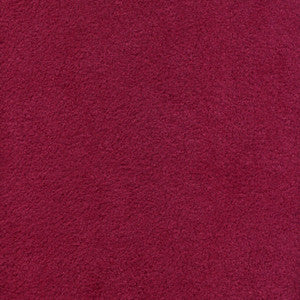 "60"" Crimson Fleece"
