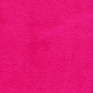 "60"" Hot Pink Fleece"