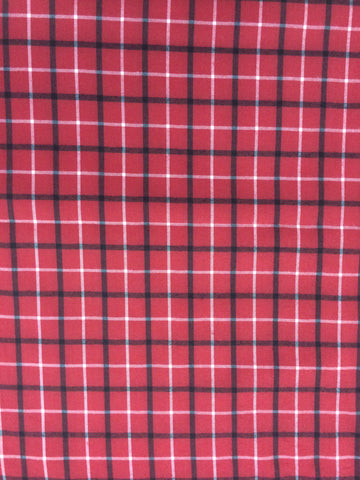 "60"" Plaid Flannel"