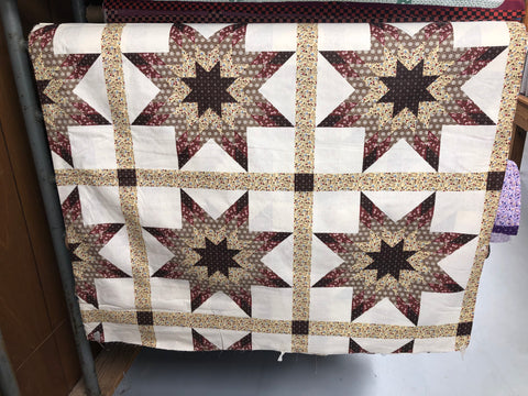 Calico Star- Brown