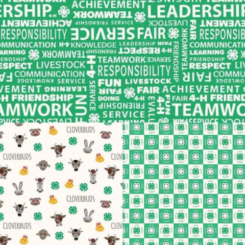 4-H Fabric Collection
