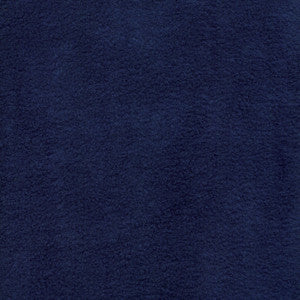 "60"" Navy Fleece"