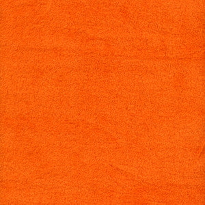 "60"" Orange Fleece"