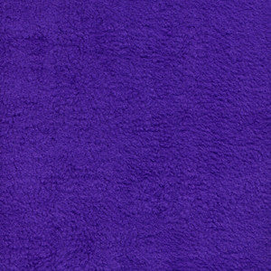 "60"" Purple Fleece"