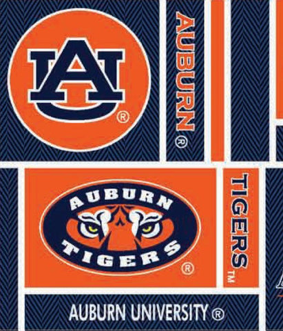 Auburn Fabric- ONE YARD LIMIT