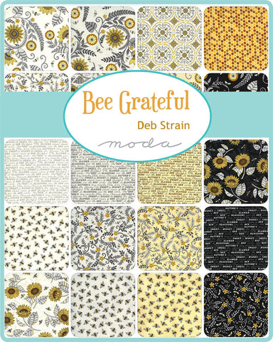 Bee Grateful collection by Moda