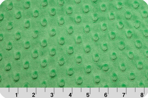 "60"" Kelly Green Minky Dot"