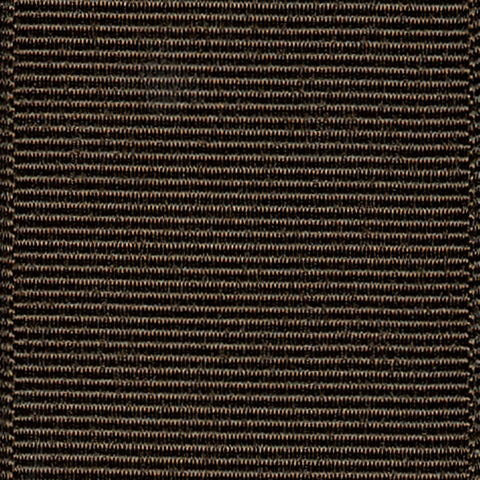 Brown Grosgrain Ribbon