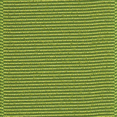 Jungle Green Grosgrain Ribbon