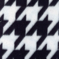"60"" Houndstooth Fleece"