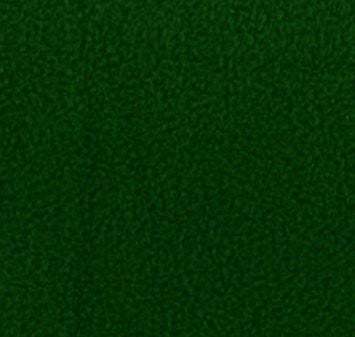 "60"" Hunter Green Fleece"