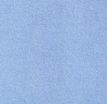 "60"" Sky Blue Fleece"