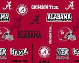 Alabama Fabric- OUT OF STOCK