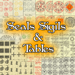 Seals Sigils & Tables