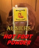 Algiers Brand Old Time New Orleans Hoodoo Hot Foot Products