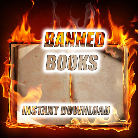 Banned Books - Instant Download