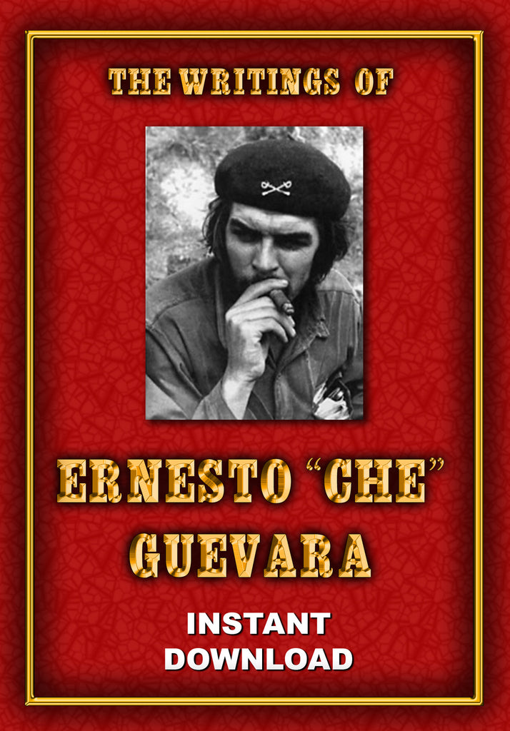 "The Writings of Ernesto ""Che"" Guevara - Instant Download - Gene's Weird Stuff"