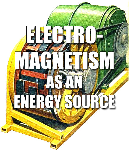 Energy from Electromagnetism, the force that powers the universe - instant download