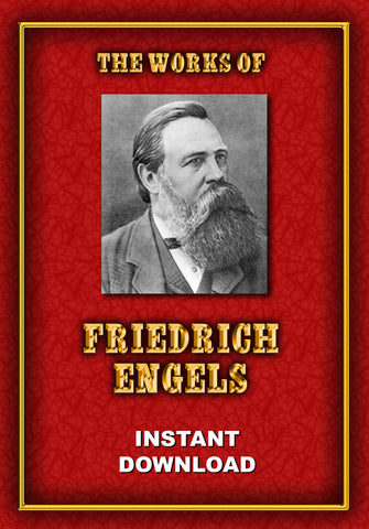 The Works of Friedrich Engels - Instant Download - Gene's Weird Stuff