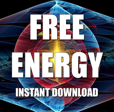 Free Energy - Overunity Energy - Is it possible? - Instant Download