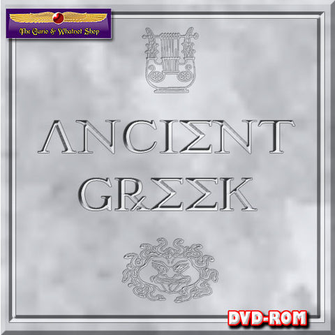 Greek  for Biblical scholars - 1 DVD-ROM