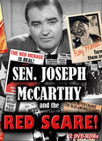 Senator Joe Mccarthy and the Red Scare! 2 DVD-ROMs, boxed, sealed