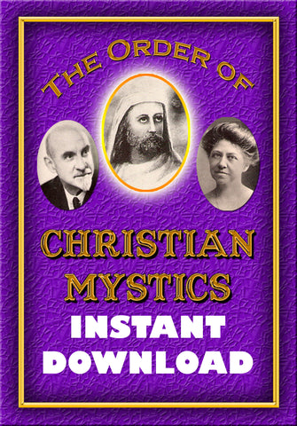 The Order of Christian Mystics - Instant Download - Gene's Weird Stuff