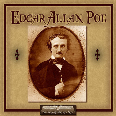 The Works of Edgar Allan Poe - Instant Download - Gene's Weird Stuff