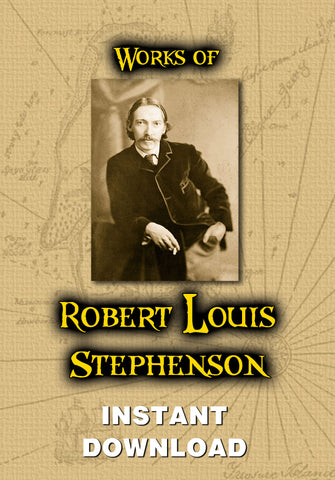 The Literary Works of Robert Louis Stevenson - Gene's Weird Stuff