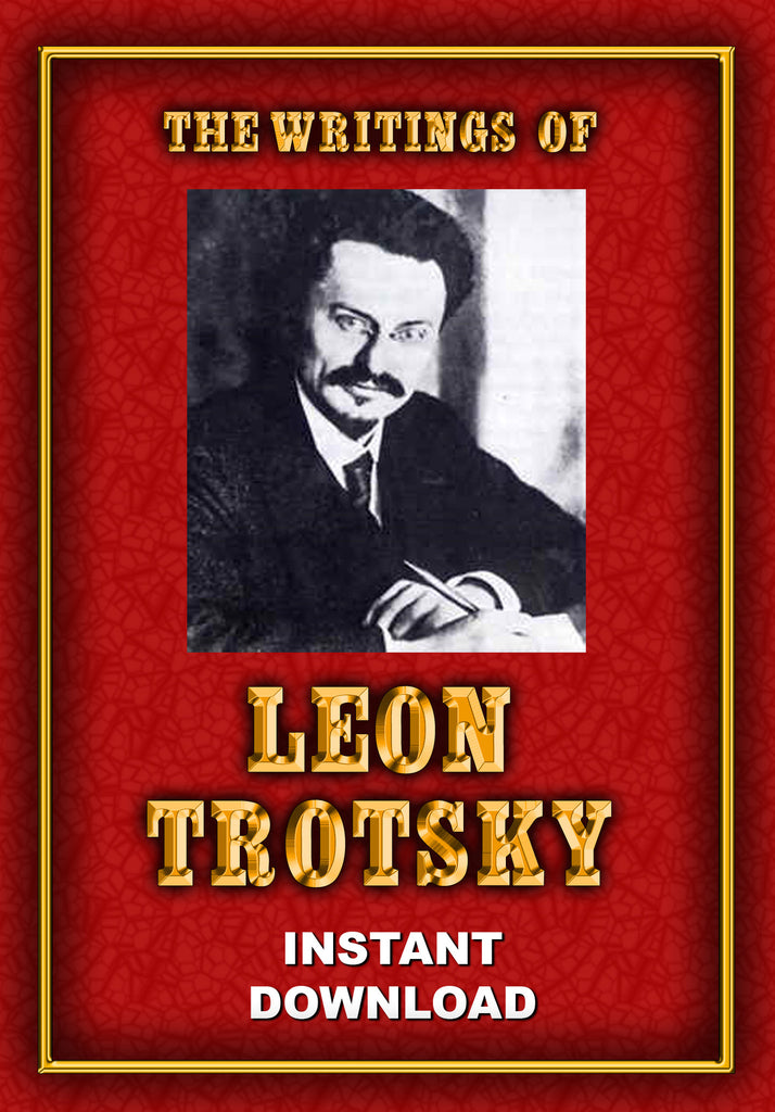 The Writings of Leon Trotsky - Instant Download - Gene's Weird Stuff