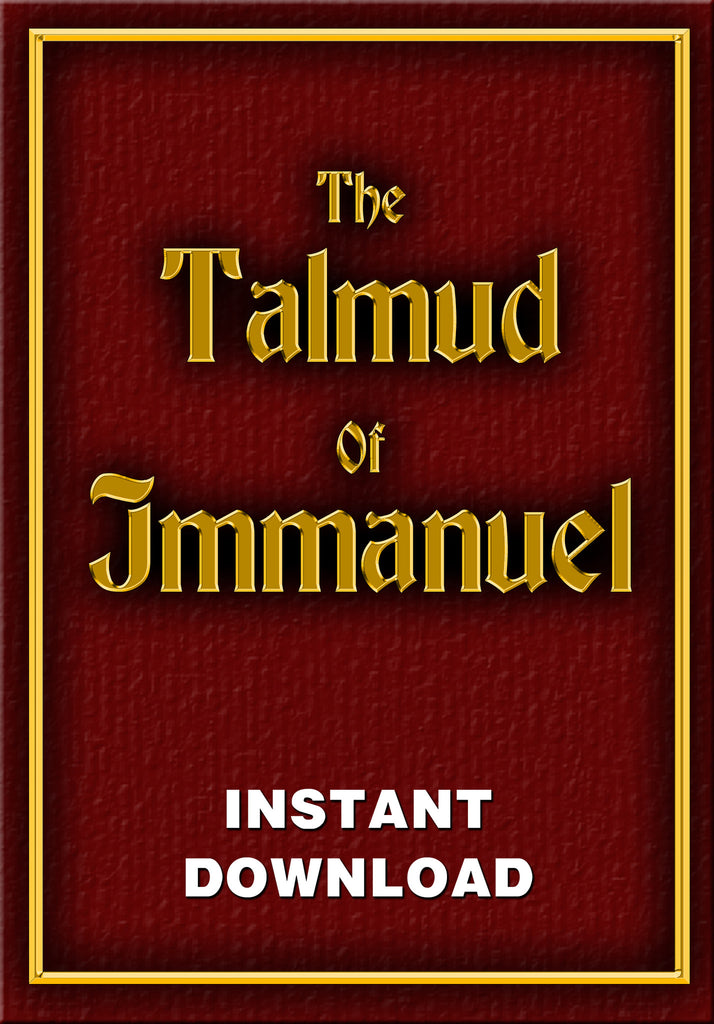 The Talmud of Jmmanuel - Instant Download - Gene's Weird Stuff