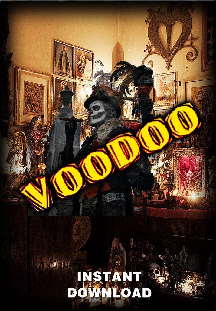 Voodoo - Instant Download - Gene's Weird Stuff