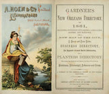 Confederate Almanacs, City Guides & Census Counts - Instant Download - Gene's Weird Stuff  - 5
