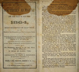 Confederate Almanacs, City Guides & Census Counts - Instant Download - Gene's Weird Stuff  - 8