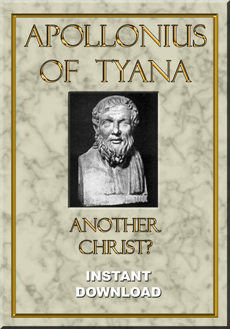 Apollonius of Tyana - Another Christ? Instant Download - Gene's Weird Stuff