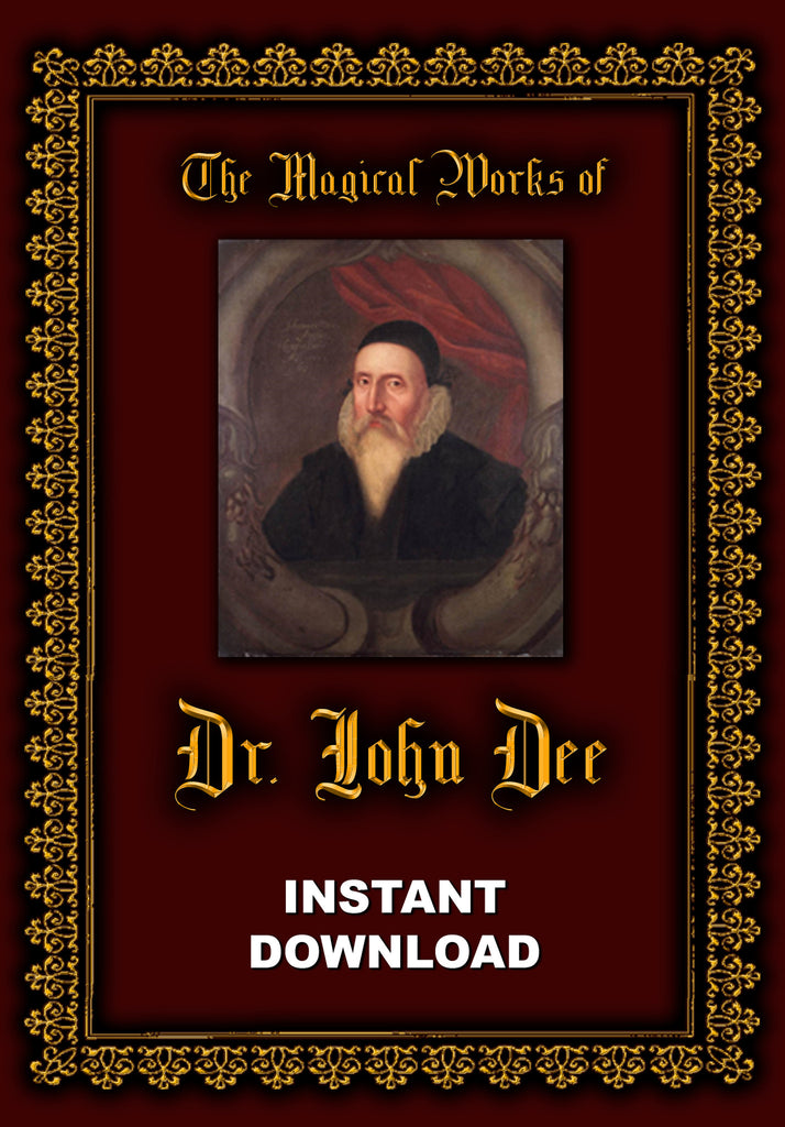 The Magical Works of Dr. John Dee - Instant Download - Gene's Weird Stuff
