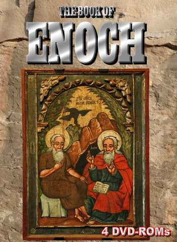 The Book of Enoch - history, mystery and controversy - 4 DVD-ROM boxed set