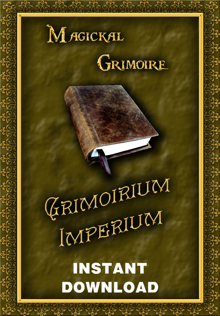 Grimorium Imperium - Instant download - Gene's Weird Stuff