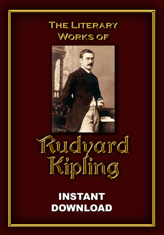 Rudyard Kipling - Instant download - Gene's Weird Stuff