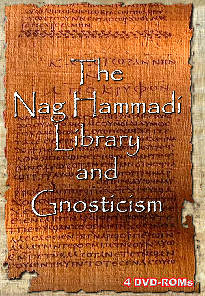 Nag Hammadi Library and Gnosticism - 4 DVD-ROM Boxed Library