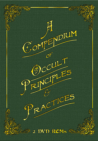 Occult Principles and Practices 2 DVD-ROM boxed
