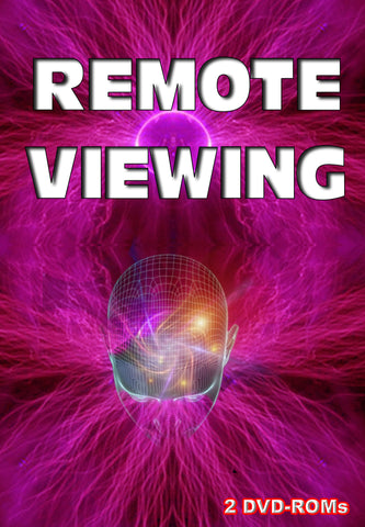 Remote viewing: Psychic spycraft 2 DVD-ROM boxed CIA Stargate