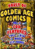 Golden Age Comics Vol. 4 - Fox Features - 3 DVD-ROM boxed
