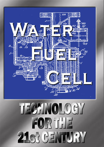 The Water Fuel Cell - energy for the 21st century 2 DVD-ROMs boxed shrinkwrapped