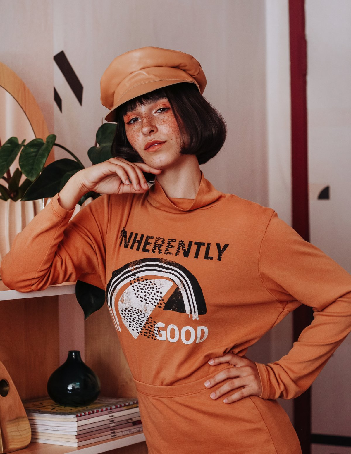 Dazey LA Inherently Good Turtleneck