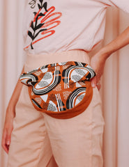 Dazey LA The Good Fanny Pack Cognac
