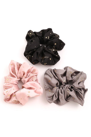 Moon & Star Scrunchy