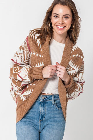 Lodge Cardigan