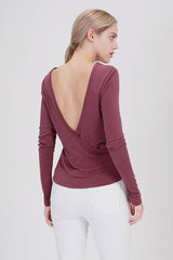 Low Back Modal Top