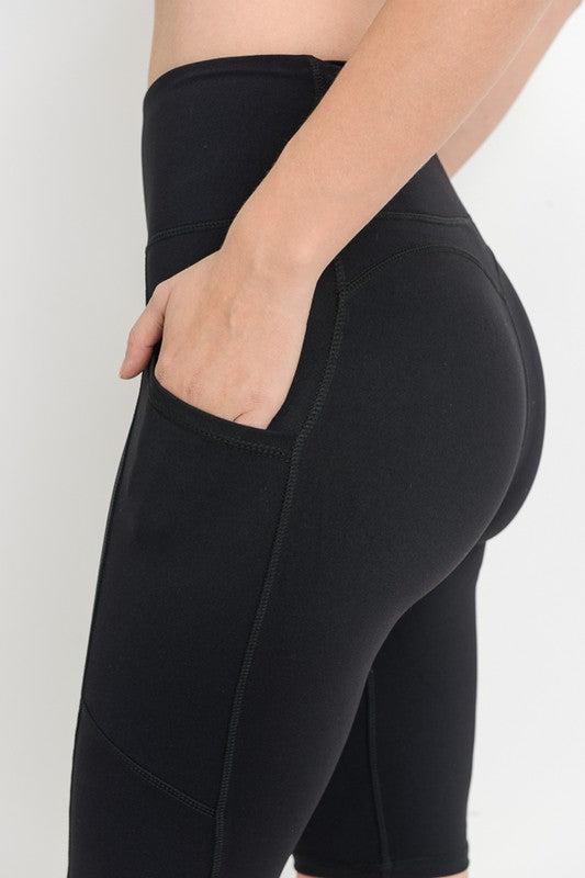 Highwaist Short Leggings